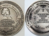 Αναμνηστικό μετάλλιο που εκδόθηκε επί της Εορτής της Πολεμικής Αεροπορίας το 2006 τιμώντας τα Ελληνικά Φτερά κατά την περίοδο του Β Π.Π. (1940-1944) . Το μετάλλιο απεικονίζει τις Ελληνικές Μοίρες που έδρασαν στην έρημο της Μέσης Ανατολής κατά την εποχή εκείνη (δωρεά του Σμηνάρχου κ.Σπύρου Ηλιακόπουλου)