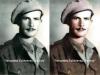 Στην φωτογραφία όπου εμφανίζεται ο Ανθλγός (ΠΖ) Λέττας Ιωάννης με την στολή του ''Ιερού Λόχου'', καθώς ο εν λόγω αξκος το 1941 διέφυγε ως 2ης Εύελπις στην ''Μέση Ανατολή'' για να συνεχίσει τον αγώνα κατά των κατακτητών ως Ανθλγός μέσα από τις τάξεις του ''Ιερού Λόχου'' κατά την περίοδο 1942-1945, η δε στολή του εν λόγω αξκου βρίσκεται πλέον στο ''ΒΛΑΧΟΓΙΑΝΝΕΙΟ'' μουσείο.