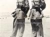 Αναμνηστική φωτογραφία το καλοκαίρι του 1953 όπου εμφανίζει εν υπηρεσία οπλίτες της ΄΄Ελληνικής Βασιλικής Χωροφυλακής΄΄ στην περιοχή της Αγία Τριάδας-Θεσσαλονίκης, όπου ο αριστερά εικονιζόμενος είναι ο Σωτήριος Ντόντος (πατέρας μου).