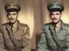Αναμνηστική φωτογραφία του 1955 του τότε Υπενωμοτάρχη της ''Ελληνικής Βασιλικής Χωροφυλακής'' και μετέπειτα Μοιράρχου ε.α. και θείου μου Διονυσίου Καν. Ντόντου (1931-2015)