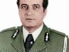 Αναμνηστική επιχρωματισμένη φωτογραφία του 1980 του τότε Ανθστή της ''Ελληνικής Χωροφυλακής'' και μετέπειτα Μοιράρχου ε.α. και θείου μου Αντωνίου Καν. Ντόντου (1936-2008)