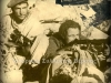 Φωτογραφία η οποία εμφανίζει στελέχη του Ιερού Λόχου κατά την περίοδο 1942-1945 σε καταδρομική επιχείρηση σε νησί του Αιγαίου.