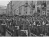 Φωτογραφία του 1948 από την παρέλαση του εορτασμού της ''25ης Μαρτίου'' στην Αθήνα όπου εμφανίζει να παρελαύνει τμήμα της ''Ελληνικής Στρατιωτικής Αστυνομίας''.