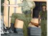 Επιχρωματισμένη φωτογραφία όπου εμφανίζει το 1956 τον τότε 16χρονο διάδοχο Κωννο ως εκπαιδευόμενο στο ''Κέντρο Εκπαιδεύσεως Μονάδων Καταδρομών'', ενώ διακρίνεται και ο ''Ομαδάρχης Εκπαιδευτής'' του ο τότε Μον.Λοχίας κ.Σαββάνης Γεώργιος (η πρωτότυπη ασπρόμαυρη φωτογραφία ανήκει στον κ.Νικόλαο Τσαμίλη)