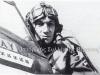 Φωτογραφία του Ανθγου Ιωάννη Αγοραστού-Πλαγή (1919-1974) με καταγωγή από την Λήμνο, και ο οποίος κατά την διάρκεια του Β΄ΠΠ ως πιλότος της ''RAF'' κατέρριψε 19 εχθρικά πολεμικά αεροσκάφη και θωρείτε ίσως ο κορυφαίος Έλληνας πιλότος μαχητικού αεροσκάφους, ενώ στην συγκεκριμένη φωτογραφία παρατηρούμε οι καταρρίψεις των γερμανικών αεροσκαφών να ''κοσμούν'' το αεροσκάφος του.