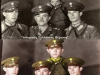 Αναμνηστική φωτογραφία τριών 2ετών μαθητών της ''Σχολής Ευελπίδων'', μαζί με τον επικεφαλής Υπολοχαγό αξιωματικό τους στην Αλεξάνδρεια της Αιγύπτου το 1941,οι οποίοι διέφυγαν μετά την μάχη της Κρήτης όπου συμμετείχαν, και ύστερα και από την κατάληψη της Ελλάδος από τους Γερμανούς. Η φωτογραφία ανήκει στον τότε 2ετή εύελπι Λέττα Ιωάννη που εικονίζεται πρώτος κάτω δεξιά, και αργότερα ''Ιερολοχίτης'' και απόστρατος Ταξίαρχος, όπου η στολή του εν λόγω αξιωματικού βρίσκεται πλέον στο ''ΒΛΑΧΟΓΙΑΝΝΕΙΟ'' μουσείο της Βέροιας.