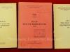 Δελτία που εκδόθηκαν από το ΓΕΣ και αφορούν Νόμους-Διατάγματα και Αποφάσεις που εκδόθηκαν από την Ελληνική πολιτεία για τα έτη 1972, 1978 και 1979 (δωρεά κ.Ηλία Σαραφίδη)