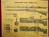 Σπάνια αφίσα που εκδόθηκε το 1935 από τον Ελληνικό Στρατό με οδηγίες λειτουργίας και χρήσεως του τυφεκίου ''Mannlicher-Schönauer Μ1903'', και η οποία αφίσα βρίσκονταν αναρτημένη στο εκάστοτε λόχο των Μονάδων προς ενημέρωση των οπλιτών, το δε συγκεκριμένο τυφέκιο χρησιμοποιήθηκε επίσημα από τον Ελληνικό Στρατό από το 1907 έως το 1941 (δωρεά κ.Αλτζερίνου Παναγιώτη).