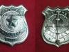 Διακριτικό στολής Αμερικάνων αστυνομικών (δωρεά κ.Μπαριτάκη Μάνου)