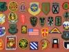 Διακριτικά Αμερικανικών Στρατιωτικών Μονάδων.