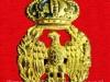 Έμβλημα-Εθνόσημο αξκων του Ιταλικού Στρατού περιόδου 1930-1946