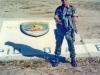 Ντόντος Κανέλλος του Σωτηρίου Αρχιλοχίας (ΠΖ) το 1989 στο 521 Τάγμα ΠΝ στην Σύρο