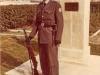 Ντόντος Κανέλλος του Σωτηρίου πρωτοετής μαθητής το 1982 στην Σ.Μ.Υ., με στολή παρελάσεως την 25-03-1983