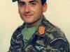 Ντόντος Κανέλλος του Σωτηρίου Επιλοχίας (ΠΖ) το 1987 στην Ε΄Μοίρα Καταδρομών