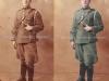 Αναμνηστική φωτογραφία του οπλίτη της ''Ελληνικής Βασιλικής Χωροφυλακής'' Δήμου Ντόντου (1918-1988) κατά την περίοδο 1936-1941, όταν υπηρετούσε στον Πολύγυρο – Χαλκιδικής (η εν λόγω στολή του θείου μου εκτίθεται στο ''Βλαχογιάννειο'' μουσείο.