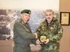 Ευχαριστήρια επιστολή του Στργου Δκτου της Ιης Μεραρχίας Πεζικού (ΙΜΠ) την 04-12-2014, και απονομή αναμνηστικής πλακέτας και του Ελληνικού μαχαιριού ''commandos''