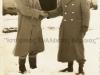 Αναμνηστική φωτογραφία του 1951 όπου εμφανίζει δεξιά τον τότε οπλίτη της Ελληνικής Βασιλικής Χωροφυλακής Σωτήριο Ντόντο (πατέρας μου) έξω από τον Σταθμό Χωροφυλακής του Φωτολίβους της Δράμας