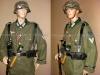 Στολή ''μάχης'' Γερμανού στρατιώτη του ''Πεζικού'' της ''Wehrmacht'' του Β΄ΠΠ