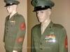 Στολή εξόδου Αμερικάνου Αρχιλοχία του Σώματος των Πεζοναυτών της δεκαετίας του 1950