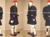 Στολή εύζωνα (Μπλε Ντουλαμάς) της ''Προεδρικής Φρουράς'' η οποία είναι ακριβώς κατασκευασμένη όπως και η αρχική του 1888 ,καθώς οι προδιαγραφές κατασκευής τηρούνται πιστά έως και σήμερα. Η συγκεκριμένη στολή φέρεται από τους εύζωνες και σήμερα με την ονομασία ΄΄ΕΥΖΩΝΙΚΗ ΚΑΘΗΜΕΡΙΝΗ ΧΕΙΜΕΡΙΝΗ΄΄, και φέρετε κάθε μέρα, εκτός τις Κυριακές, τις αργίες, τις επίσημες τελετές, και τις Εθνικές εορτές (δωρεά Προεδρικής Φρουράς)