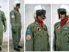 Στολή Λοχαγού χειριστού μαχητικού ελικοπτέρου τύπου ''Agusta ΑΒ-205'', με διακριτικά του ''3ου ΤΕΑΣ'' περιόδου δεκαετίας του 1970 (δωρεά Ανχη ε.α. κ. Κοντορεπανίδη Πασχάλη).