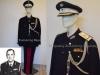 Στολή Νο2 και Νο4 Υποστρατήγου της ''Ελληνικής Βασιλικής Χωροφυλακής'' περιόδου 1950-1970, η οποία στολή ανήκει στον Στργο ε.α. της Χωροφυλακής Ξενοφώντα Τζαβάρα (δωρεά κ.Ντόρας