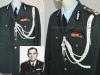 Το χιτώνιο στολής ''8α'' του Αντγου της Ελληνικής Χωροφυλακής και Β΄ Υπαρχηγού της Χωροφυλακής Ξενοφώντα Τζαβάρα (1918-1996) περιόδου 1973-1974 (δωρεά κ.Ντόρας Τζαβάρα)