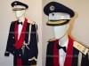 Στολή Νο4 και Νο5 (εσπερίδων) Υποστρατήγου της ''Ελληνικής Βασιλικής Χωροφυλακής'' περιόδου 1950-1970, η οποία στολή ανήκει στον Στργο ε.α. της Χωροφυλακής Ξενοφών Τζαβάρα (δωρεά κ.Ντόρας Τζαβάρα).