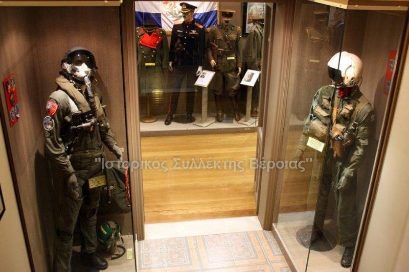 Η είσοδος του 2ου ορόφου στο ''Βλαχογιάννειο'' μουσείο