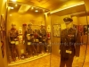 Μερική πανοραμική άποψη από τον 2ο όροφο του ''Βλαχογιάννειου'' μουσείου με εκθέματα που είναι σχετικά με την ιστορία του Β΄ΠΠ.