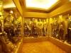 Μερική πανοραμική άποψη από τον 2ο όροφο του ''Βλαχογιάννειου'' μουσείου με εκθέματα που είναι σχετικά με την Ελληνική ιστορία κατά την περίοδο 1945-1960.