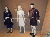 Μερική άποψη από το ισόγειο του ''Βλαχογιάννειου'' μουσείου, με εκθέματα από τον Μακεδονικό Αγώνα και στολές του Ελληνικού Ερυθρού Σταυρού