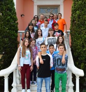 Γυμνάσιο Αγίου Βλασίου του Αγρινίου