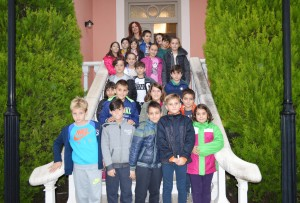 1ο δημοτικό σχολείο Βέροιας (τάξη Δ1)
