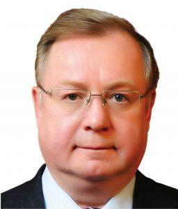 Ο Στρατηγός και πρώην Πρωθυπουργός της Ρωσίας Σεργκέϊ Στεπάσιν (Sergei Stepashin)